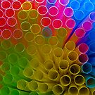 Random Straws by Crystal Zacharias