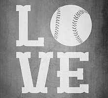 Baseball Love 2 by byrdsofafeather