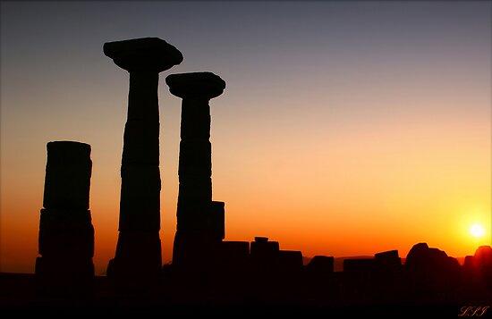 Temple Of Athena / ASSOS - Turkey by Kuzeytac
