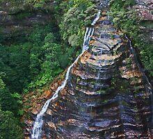 Waterfall by Evita
