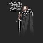 Game of Quotes- Ned by spacemonkeydr