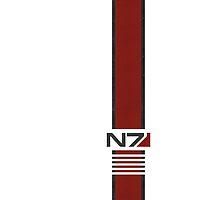 White N7 Stripe by BaDizza