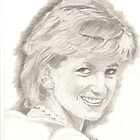 Princess Diana by artmgm