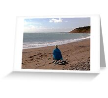 Ocean Dreaming No. 1 Greeting Card