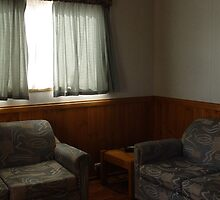 photoj S.A. Mannum Caravan Park-Cabin Lounge by photoj