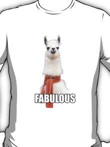 Fabulous Llama T-Shirt