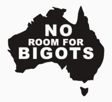 No Room for Bigots by theblastedtower