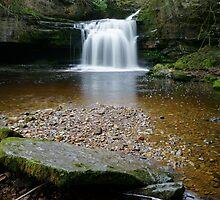 West Burton Waterfall by Stephen Smith