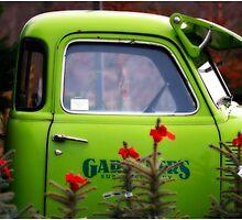 Gardeners Chevy by Deborah  Benoit