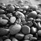 Cobble Beach Lake Superior Provincial Park by Joshua Hakin