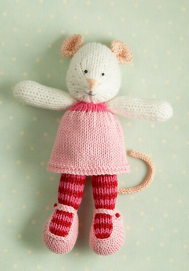 mary margaret by bunnyknitter