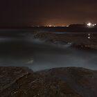 Night light at Coledale by Geraldine Lefoe
