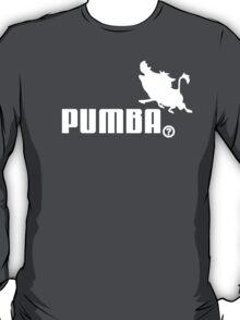 Pumba, Lion King vs. Puma T-Shirt