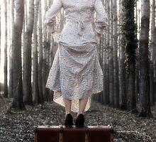 step into my new life by Joana Kruse