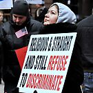 Strength In Her Belief by Jarede Schmetterer