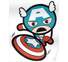 Captain A. Poster
