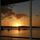 Views of Lake Macquarie by Anna D'Accione