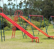 Play Structures by rhamm