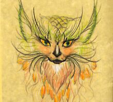 Griffin Poster by scholara