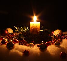 A Candle for Christmas by Graham Ettridge