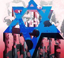 Israel is Apartheid by beeden