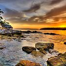 Rock On - Balmoral Beach - The HDR Experience by Philip Johnson