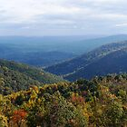 Blue Ridge Mountains by Butterfly2008