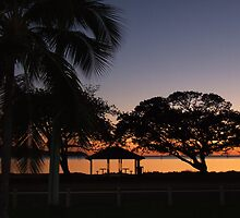 A Townsville Sunset by Lorraine Wright