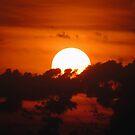 Sunset by Kallian