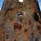 Monolith to Rust by Craig S. Sparks