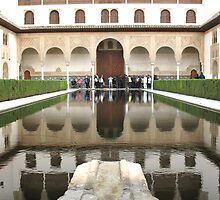 The Alhambra, Granada, Spain by jacqi
