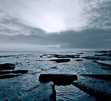 Dunraven Bay by Rob Funffinger