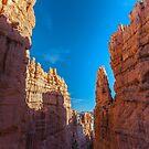 Bryce Canyon Walls by photosbyflood