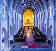 Monastery of the Holy Spirit by dbvirago