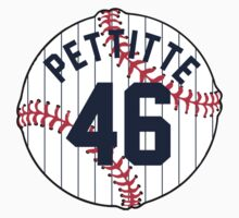 Andy Pettitte Baseball Design by canossagraphics