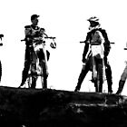 4 Riders by Jen Wahl
