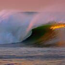 Ventura Dawn Wave by David Orias