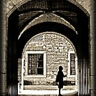 A Door to Hope, Topkapi Palace, Turkey by Kuzeytac
