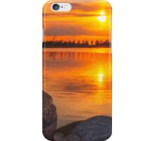 Evening Beauty iPhone Case/Skin