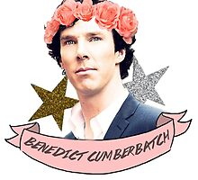 Benedict Cumberbatch by castielbitches