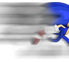 Sonic Speed by Cooltime