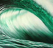 EMERALD WAVE by wayne french