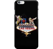 Las Vegas Welcome Sign iPhone Case/Skin
