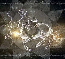 Sagittarius  by Alex  Buchanan