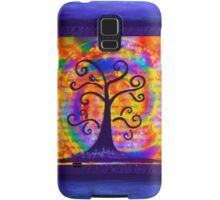 Positive Affirmations for Perfect Health Samsung Galaxy Case/Skin