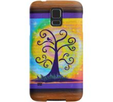Health and Gratitude Affirmations Samsung Galaxy Case/Skin