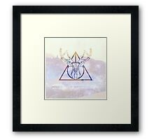 The Spirit of the Wizarding World Framed Print