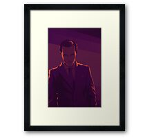 James Moriarty Framed Print