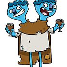 Doppelbock Beer Monster by striffle