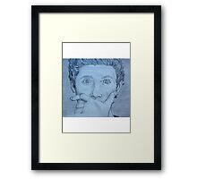 Niall Drawing Framed Print